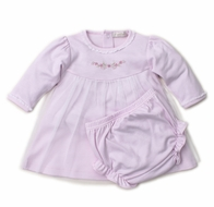 Kissy Kissy Baby Girls Premier Pink Vines Dress Set