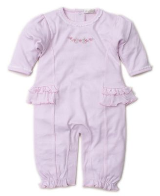 Kissy Kissy Baby Girls Premier Pink Vines Playsuit Romper