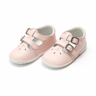 L'Amour Angel Baby / Toddler Girls Hattie Double Buckle Mary Janes Shoes - Pink