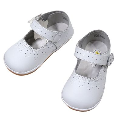 L'Amour Angel Baby / Toddler Girls Shoes - Mary Janes - White