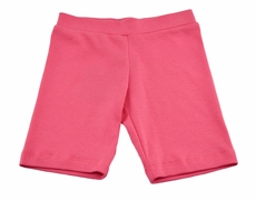 Lemon Loves Lime Girls Perfect Bike Shorts - Pink Lemonade