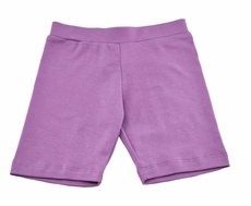Lemon Loves Lime Girls Perfect Bike Shorts - Purple Violet