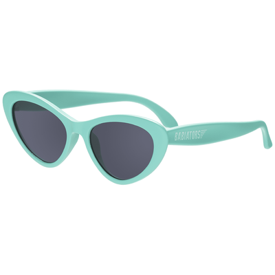 Babiators Sunglasses - Cat Eye Limited Edition - Totally Turquoise