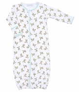 Magnolia Baby Green Duck Life Printed Converter Gown
