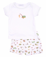 Magnolia Baby Boys Gone Fishing Printed Short Set