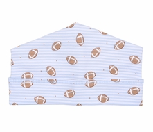 Magnolia Baby Boys Love Football Printed Hat - Blue