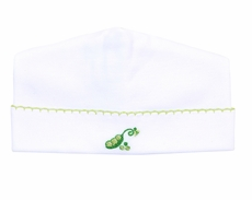 Magnolia Baby Tiny Green Sweet Pea Hat