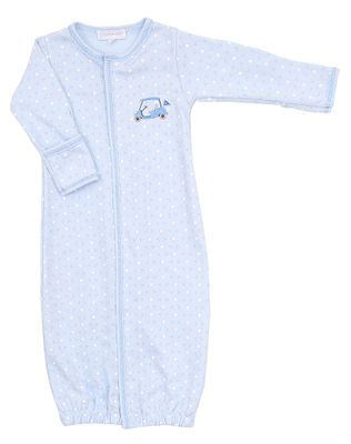 Magnolia Baby Boys To a Tee Golf Converter Gown - Blue