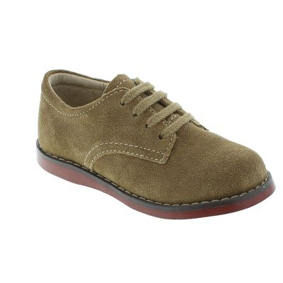 Footmates Boys Shoes - Bucky Dirty Buck Suede