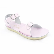 Salt Water Sun-San Surfer Sandals - Pink