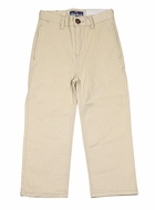 Southern Point Boys Youth Ashton Pants - Tan Laurel Oak Khaki