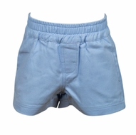 The Proper Peony Parkside Boys Spencer Shorts - Blue