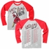 Wes & Willy Boys Red Santa Claus Rocker World Tour Shirt