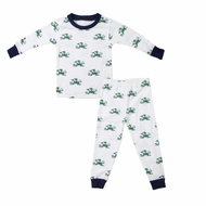 Wes & Willy Collegiate Baby / Toddler Boys University of Notre Dame Pajamas - Fighting Irish All Over Print