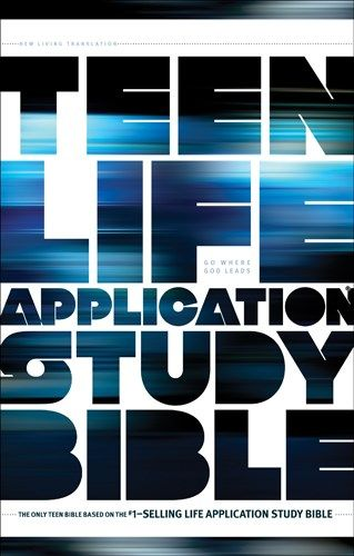 Teen Life Application Study Bible, NLT (Softcover - Case of 16)