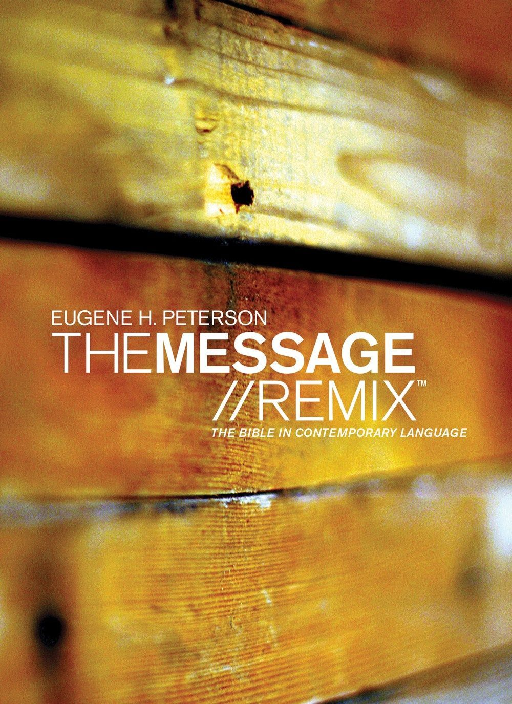 The Message Remix 2 0 Student Bible (Concrete Youth Hardcover - Case