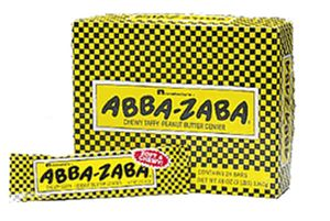 Abba Zaba Candy Bar 24ct