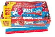Air Heads Big Bar Blue Raspberry/Cherry Mix 24 Count