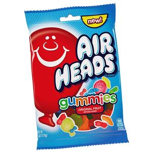 Air Heads Gummies Assorted 6oz