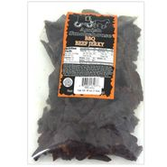 Amish Smokehouse Beef Jerky BBQ 1lb Bag