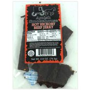 Amish Smokehouse Beef Jerky Hot Hickory 2.8oz