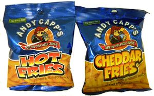 Andy Capp's Hot Fries