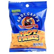 Andy Capp's Hot Fries .85oz Bag