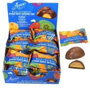 Asher's Peanut Butter Meltaway Eggs 18 Count