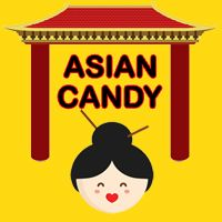 Asian Candy & Snacks Selections