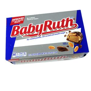 Baby Ruth Candy Bar 24ct