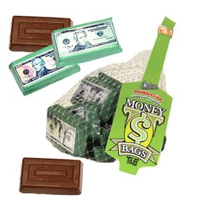 Bag Of Chocolate Mini Dollars