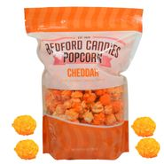 Bedford Candies Popcorn Cheddar 4.5oz