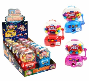 Big Jackpot Gumball Machine 12 Count