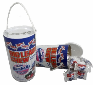 Big League Chew Gumball Gift Bank