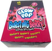 Charms Blow Pop Bursting Berry Assortment 48ct
