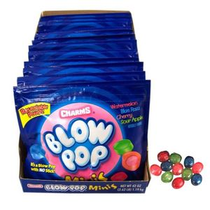Blow Pop Mini Pieces 12 Count