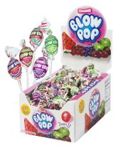 Charms Blow Pops Assorted 100 Count