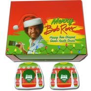 Bob Ross Ugly Xmas Sweater Candy Tins 12 Count