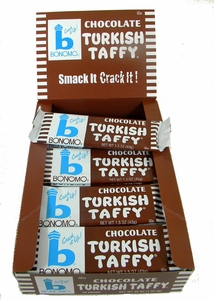 Bonomo Turkish Taffy Chocolate 24ct