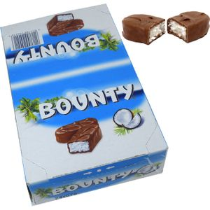 Bounty Bar 24 Count (UK)