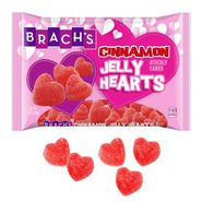 Brach's Cinnamon Jelly Hearts 12oz Bag