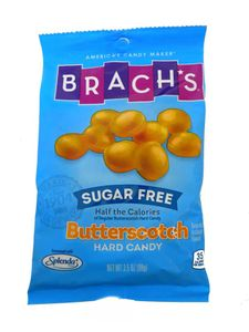 Brach's Sugar Free Butterscotch Hard Candy 3.5oz