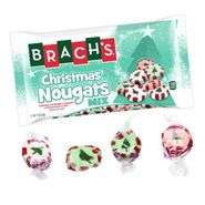 Brach's Assorted Christmas Candy Nougats Mix 11oz