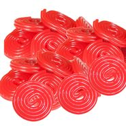 Broadway Strawberry Licorice Wheels 4.4lb