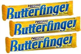 Butterfinger Halloween Chocolate Candy Cake Recipe