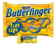 Butterfinger Snack Size Candy Bars 16 Count