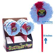 Buzzsaw Rotating Lollipop 12 Count