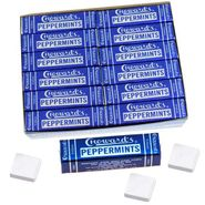 C Howard's Peppermint Mints 24 Count