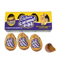 Cadbury Caramel Eggs 4 Pack