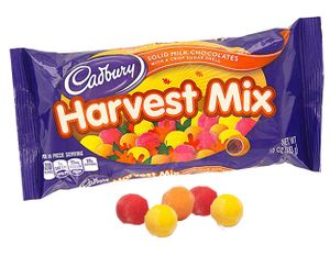 Cadbury Harvest Mix Crispy 10oz